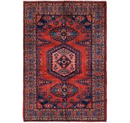 Link to 7' 4 x 10' 5 Viss Persian Rug
