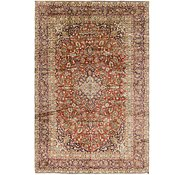 Link to 7' 10 x 11' 9 Kashan Persian Rug