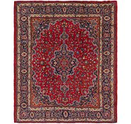 Link to 9' 7 x 11' 4 Mashad Persian Rug