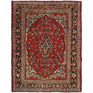 Link to 8' 8 x 12' 6 Hamedan Persian Rug item page