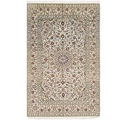 Link to 6' 6 x 10' 3 Kashan Persian Rug