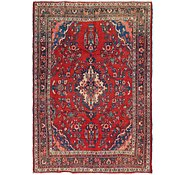 Link to 6' 7 x 9' 6 Hamedan Persian Rug