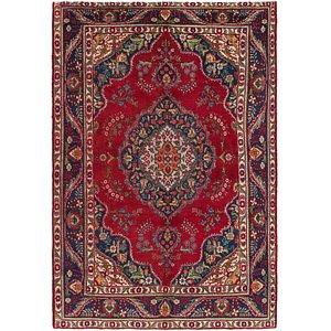 Unique Loom 6' 8 x 9' 7 Tabriz Persian Rug