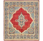 Link to 9' 9 x 10' 10 Kerman Persian Square Rug