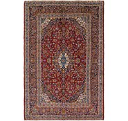 Link to 9' 4 x 13' 8 Kashan Persian Rug