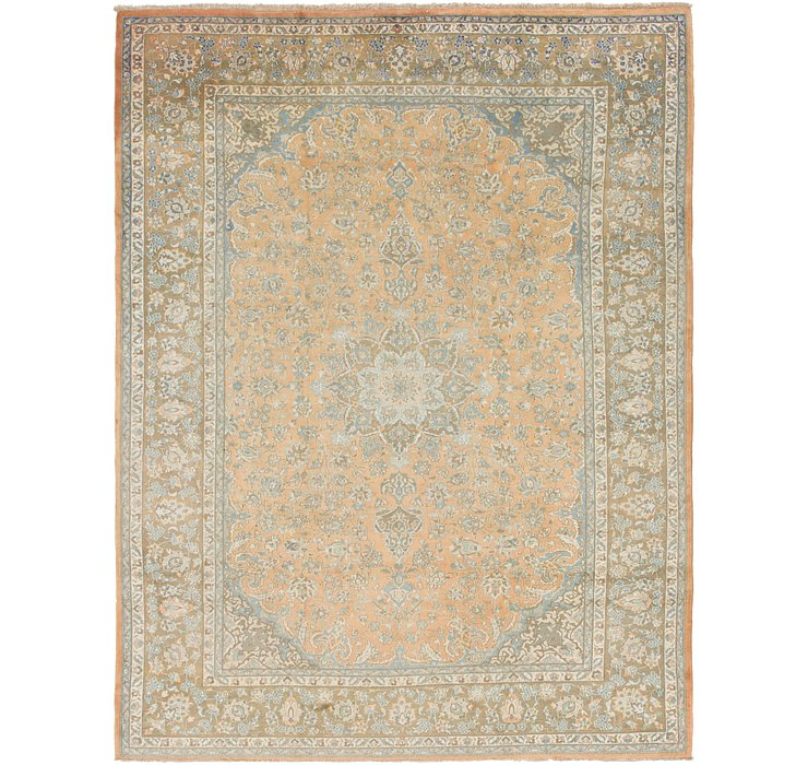 HandKnotted 9' 10 x 12' 9 Mahal Persian Rug