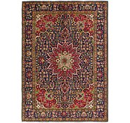 Link to 6' 9 x 9' 6 Tabriz Persian Rug