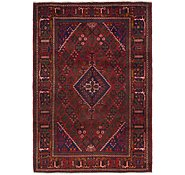 Link to 6' 9 x 9' 10 Joshaghan Persian Rug