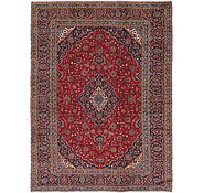 Link to 9' 7 x 12' 7 Kashan Persian Rug