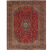Link to 9' 10 x 12' 8 Kashan Persian Rug