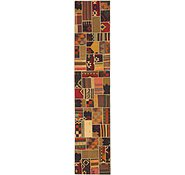 Link to 2' 10 x 13' 8 Kilim Patchwork Runner Rug