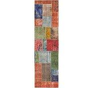 Link to 2' 7 x 9' 5 Ultra Vintage Persian Runner Rug