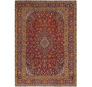 Link to 9' 6 x 13' 3 Kashan Persian Rug