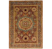 Link to 4' x 5' 8 Mamluk Ziegler Oriental Rug