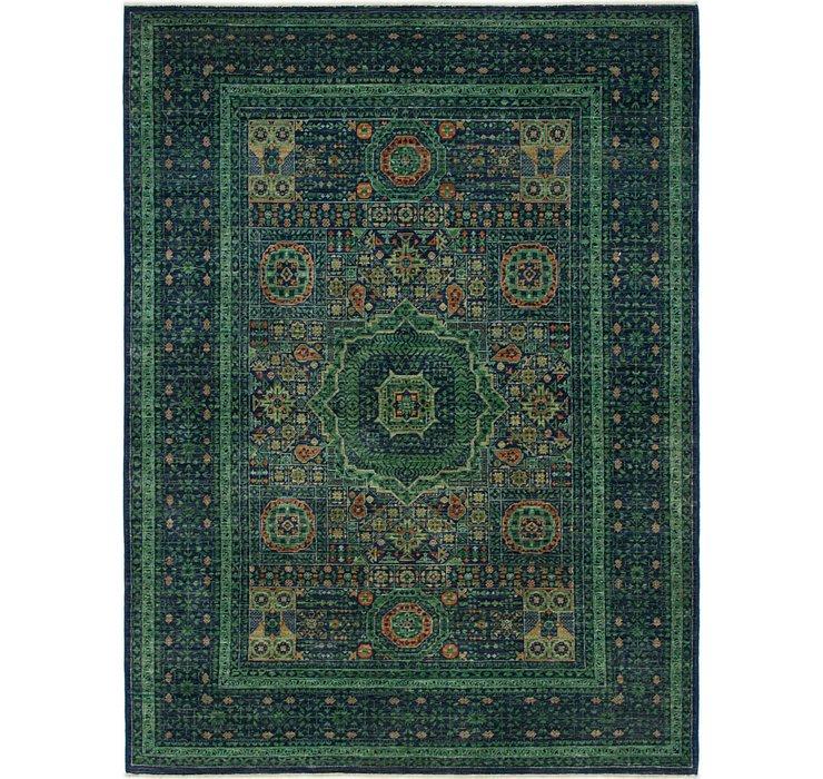 4' 10 x 6' 6 Mamluk Ziegler Oriental...