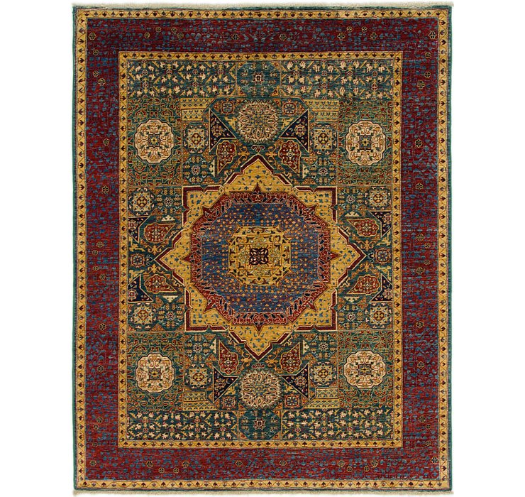 5' x 6' 7 Mamluk Ziegler Oriental...