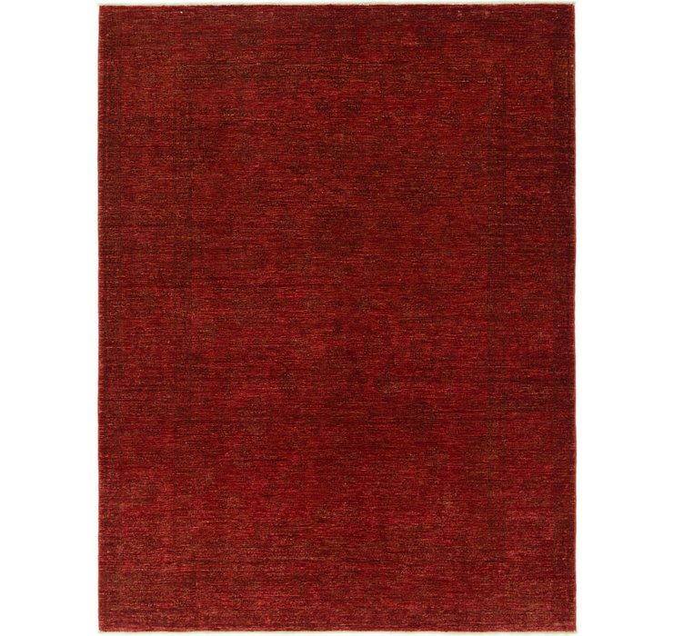 5' 10 x 7' 10 Over-Dyed Ziegler Rug