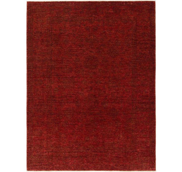178cm x 240cm Over-Dyed Ziegler Rug