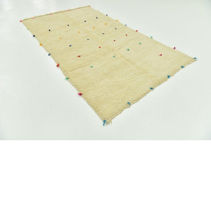 142cm x 257cm Moroccan Rug