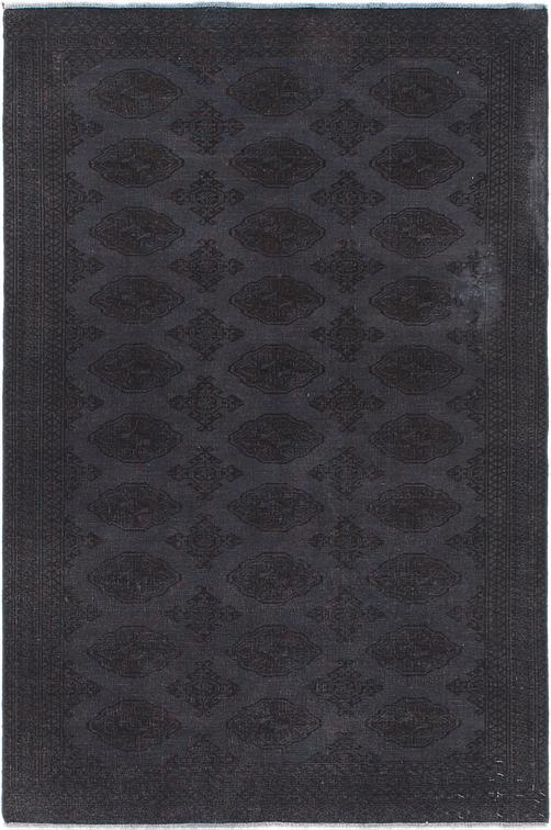 Navy Blue 4 2 X 6 2 Ultra Vintage Persian Rug Persian Rugs