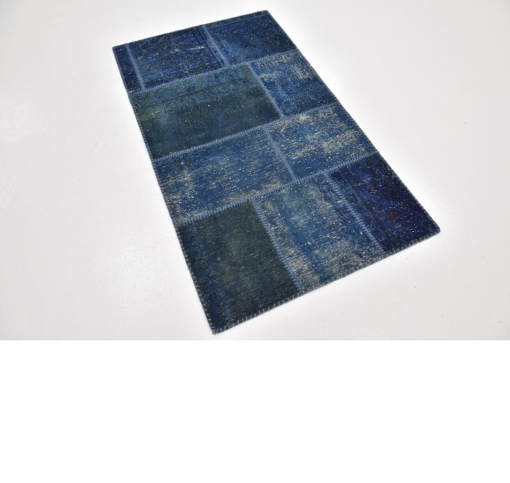 2' 9 x 4' 10 Ultra Vintage Persian Rug