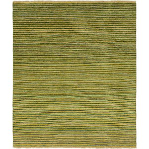 Unique Loom 4' 10 x 5' 8 Modern Ziegler Square Rug