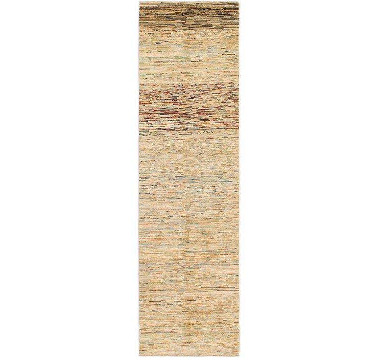 2' 7 x 9' 8 Modern Ziegler Runner Rug