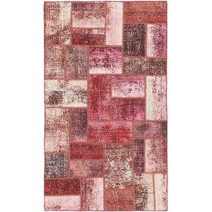 Unique Loom 3' 7 x 6' Ultra Vintage Persian Rug
