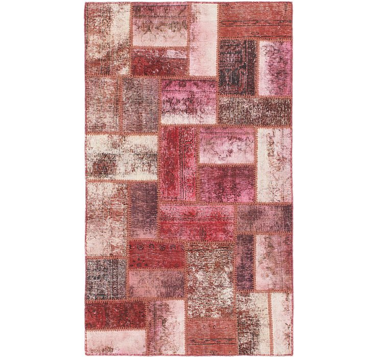 110cm x 183cm Ultra Vintage Persian Rug