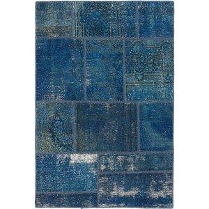 3' 6 x 5' 3 Ultra Vintage Persian Rug