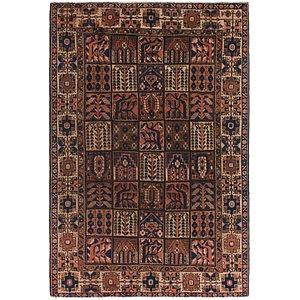 Unique Loom 6' 9 x 10' Bakhtiar Persian Rug