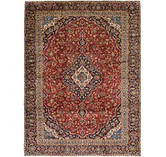 Link to 9' 2 x 12' 5 Kashan Persian Rug