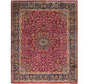 Link to 9' 7 x 12' 2 Kashmar Persian Rug