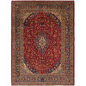 9' 7 x 12' 10 Isfahan Persian Rug