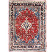 Link to 7' 2 x 9' 7 Hamedan Persian Rug