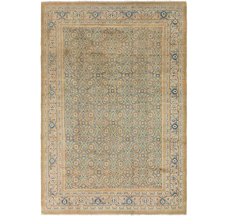 HandKnotted 9' 9 x 14' 2 Farahan Persian Rug