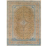 Link to 9' 5 x 12' 4 Kashan Persian Rug