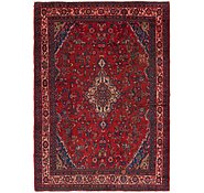 Link to 8' 8 x 12' Hamedan Persian Rug