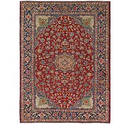 Link to 8' 6 x 11' 4 Isfahan Persian Rug