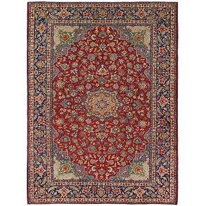 8' 6 x 11' 4 Isfahan Persian Rug