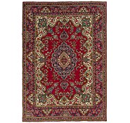 Link to 7' 8 x 10' 9 Tabriz Persian Rug