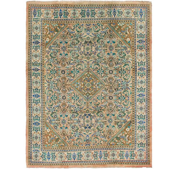 300cm x 385cm Mahal Persian Rug