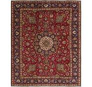 Link to 9' 9 x 12' 3 Tabriz Persian Rug