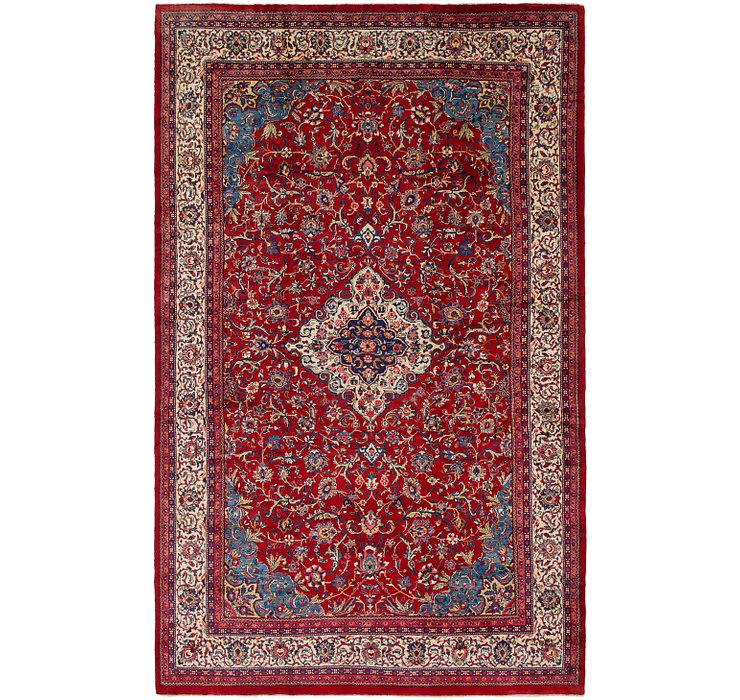 10' 6 x 17' 3 Mahal Persian Rug