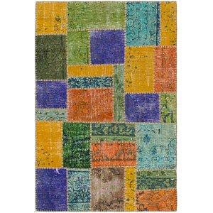 4' 2 x 6' Ultra Vintage Persian Rug
