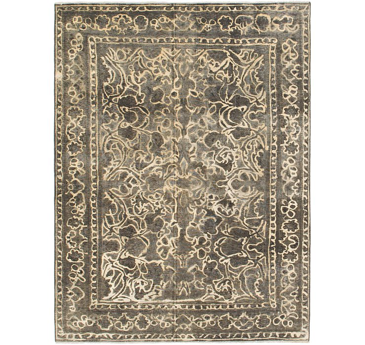 4' 10 x 6' 6 Ultra Vintage Persian Rug
