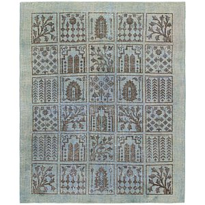 Link to 137cm x 170cm Ultra Vintage Persian ... item page
