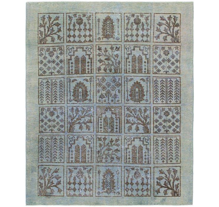 4' 6 x 5' 7 Ultra Vintage Persian Rug