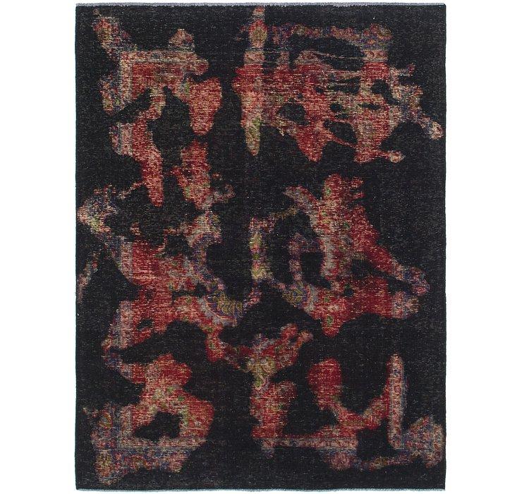 4' 8 x 6' 5 Ultra Vintage Persian Rug