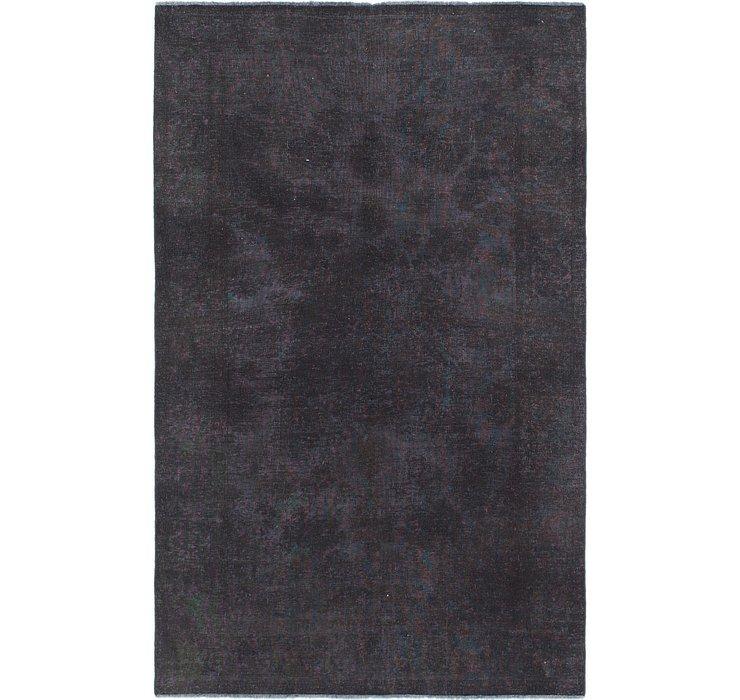 4' 8 x 7' 5 Ultra Vintage Persian Rug